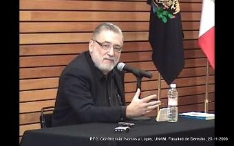 Dr. Rubén Feldman González
