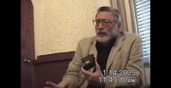 Embedded thumbnail for Entrevista a Rubén Feldman González en Quetzaltenango, Guatemala, Enero 2005